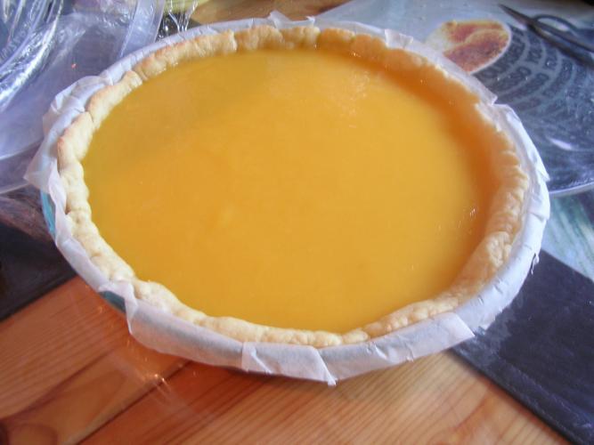 Recettes cuisine - Tarte au citron cuisine az ...
